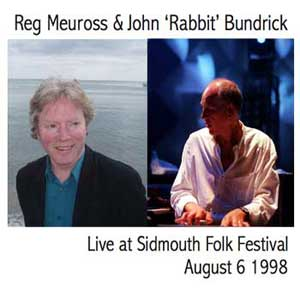 Reg Meuross and Rabbit live in Sidmouth