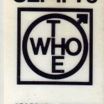 WHO BADGE sept 1979
